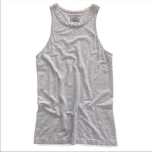 Athleta With Easy Seamless Tank in Heather Grey